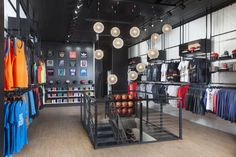 adidas pop-up shop in the Quarter, New Orleans – Louisiana