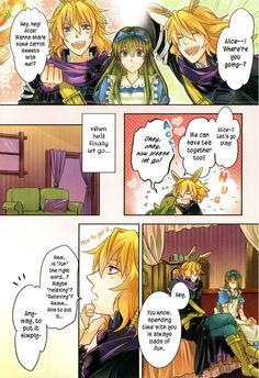 Clover no Kuni no Alice - Sangatsu Usagi no Kakumei 1 - Read Clover no Kuni no Alice - Sangatsu Usagi no Kakumei vol.1 ch.1 Online For Free - Stream 1 Edition 1 Page 5 - MangaPark