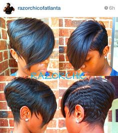 Gifted.. Hair is perfection!