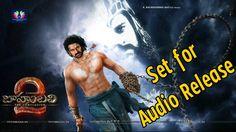 Baahubali audio to be out soon | Political News | Movie news | Telugu movies | Telugu movie reviews | Telugu full movies | Telugu comedy clips | Tollywood updates | Telugu cinema updates | TFC Media