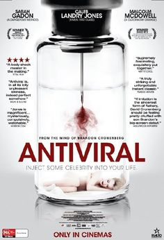 """Antiviral"" Movie Review"