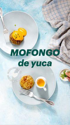 Puerto Rican Cuisine, Puerto Rican Recipes, Cuban Recipes, Latin American Food, Latin Food, Caribbean Recipes, Caribbean Food, Fried Yuca, Mofongo Recipe