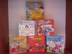 Nieuwe bordspellen, leuk voor de hele familie. Pop Tarts, Maya, Packaging, Cover, Om, Monkeys, Wrapping, Maya Civilization