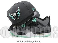 7f4dbf6ff5e Washington capitals air trainer sc zen grey bo jackson new era 9fifty  snapback hat. Jordan Retro ...