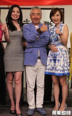 東森《識古奇寶》新節目由呂文婉(左起)、孫情、許聖梅主持 (640×1035)
