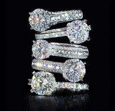 Thinking about getting engaged?  Check out our latest blog on buying a diamond and engagement rings.