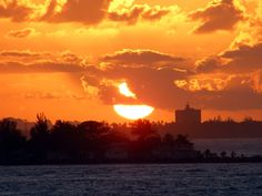 puerto rico sunset | Sunset at San Juan Puerto Rico by Roses-to-Ashes on deviantART
