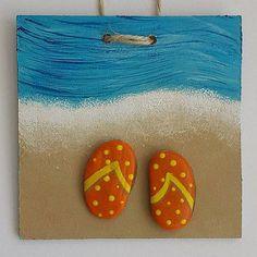 Deniz  terliği... #tablo #taşlar #tasarım #tasarımolcayc…   Flickr