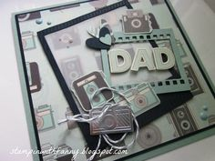 stampin up vatertag dad framelits auf film october afternoon travel girl foto herz an herz stanze enamel dots