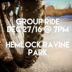 From @ecmtb_net  More info and trail maps at www.ecmtb.net. Meet at the main entrance at the end of Kent Ave. Lights are necessary this time of year. Studded tires are recommended. No fees or memberships required....just show up and ride. #ecmtb #mtb #hemlockravine #halifax #novascotia #halifaxnoise