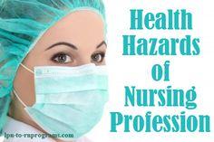Common Health Hazards of Nursing Nursing Profession, Nursing Career, Twitter Jobs, Career Advice, New Job, Health Care, School, Career Counseling, Health