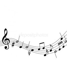 Music Doodle, Doodle Art, Tattoo Musica, Music Notes Art, Mirror Border, Music Symbols, Music Backgrounds, Eps Vector, Clipart