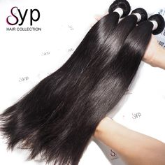 100 human hair,malaysian straight hair, it is so cute Now 12 - 30 inch are in stock ,no shedding no tangle touch so soft Order: http://www.supervirginhair.com/product_Wholesale-Virgin-Hair-Bundle-Deals-Malaysian-Straight-Hair-3 or 4-PCS-Premium-Quality-Human-Hair-Extension-Natural-Color-Can-Be-Dyed-.html. Eamil:gzsuperhairproduct@hotmail.com Whatsapp:0086 15920112232 Any other question, pls feel free to contact us ! #humanhair #hairextension #straight #hairstyle #hair #virginhair