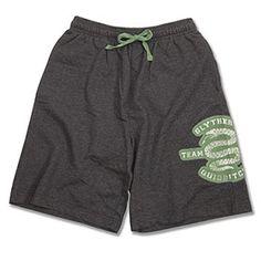 Slytherin™ Team Captain Shorts https://www.universalorlando.com/Merchandise/Gift/Slytherin-Team-Captain-Mens-Shorts.html