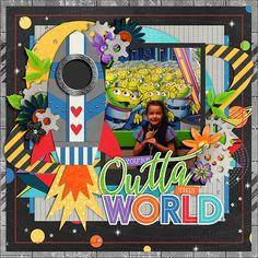 Outta This World - Scrapbook.com
