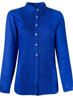 Compre Richards Camisa de linho em Inbrands from the world's best independent boutiques at farfetch.com. Compre em 400 boutiques em um único endereço.