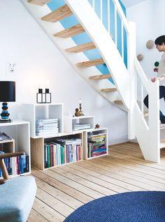 Huset, hvor alt er smukt og blåt - Bolig Magasinet