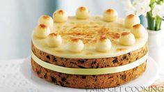 VMBS GET COOKING : Simnel cake