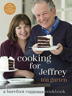 Cooking for Jeffrey: A Barefoot Contessa Cookbook by Ina Garten. Cooking for Jeffrey: A Barefoot Contessa Cookbook. Barefoot Contessa, E Cooking, Cooking Recipes, Cooking Courses, Cooking Turkey, Cooking Lamb, Greek Cooking, Cooking Steak, Cooking Bacon