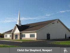 Christ Our Shepherd in Newport, Michigan