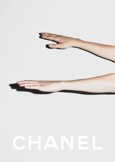 Reach for it. #Chanel