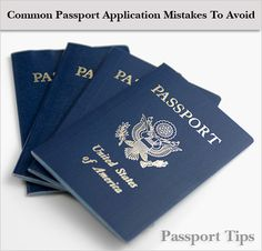 Any mistake you make in the passport application process can lead to the rejection or suspension of your application. This can cause major delays in processing and possibly cause you to miss your trip. To save you time and any headaches, read these Top Tips and avoid unnecessary delays with your US passport. #PassportTips #PassportDelays
