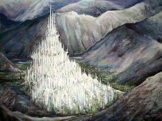 """Gondolin"" totally how I imagined it!"