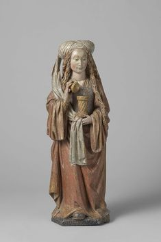 Renaissance, Gospel Of Mary, Mary Magdalene, Museum, Medieval Art, Gothic Art, Christian Art, Wood Sculpture, Middle Ages