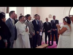 Bride and Groom Surprised by a Flash Mob – Catholic Style in Middle of Their Ceremony Wedding Ceremony Ideas, Wedding Songs, Wedding Day, Marriage Vows, Catholic Wedding, Christian Videos, Getting Engaged, Trending Videos, Kirchen