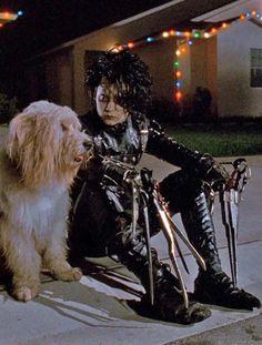 Johnny Depp as Edward Scissorhands 1990