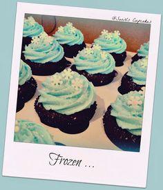 Frozen Cupcakes ~ *Swirls Cupcakes*