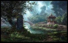 ArtStation - 郑成龙个人作品 (4), Chenglong (Ivan) Zheng