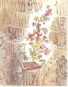 La biblioteca del desván en Facebook