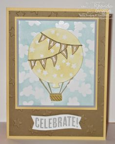 The Stampin' Bunny: Stampin' Addicts Stampin' Up! Sale-A-Bration 2015 Blog Hop