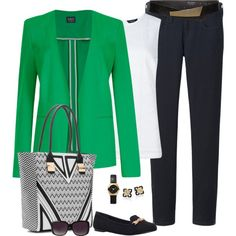 St. Patty's Day by fiftynotfrumpy on Polyvore featuring Uniqlo, Carvela, Melie Bianco, Nixon, Tory Burch and Merona
