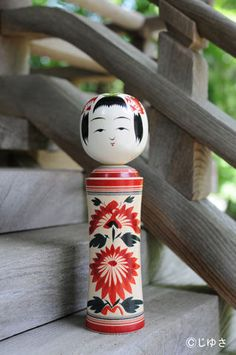 Japanese kokeshi doll こけし...  I'm a collector at heart!!!
