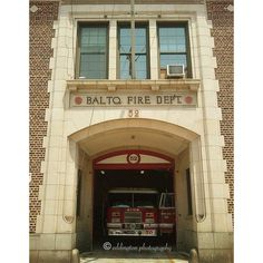 Baltimore Fire Department, 2012