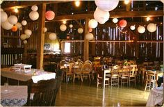 Barn Weddings in Michigan - Melvin, MI   Rent a Barn for Events