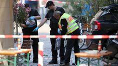 Опитування: Більше половини німців вважають останні напади наслідком політики Меркель. Останні атаки, які були скоєні у Німеччині, є прямим наслідком політики щодо біженців федеральної канцлерки Анґели Меркель. #time_ua #новини #Україна #Київ #новости #Украина #Киев #news #Kiev #Ukraine  #EU #Політика