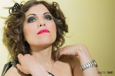 MakeUp by Federica O.  Hair and photo by Ele D.