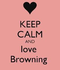 I love Browning ❤