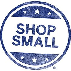 Novemeber is #Shopsmall for local business day, but there is no reason not to Shop Small® all year! #buylocal #AmericanMade #smallbiz
