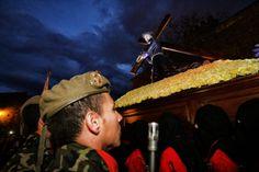 Semana Santa de Cáceres 2012, paso a paso - Hoy.es. Foto 1 de 53
