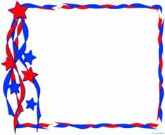 The patriotic themed letter paper stationery is perfect ...