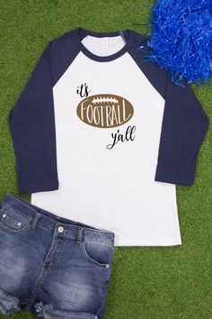 Get ready for Gameday and tailgates with these sporty tees! Pink Lily 630fea18e