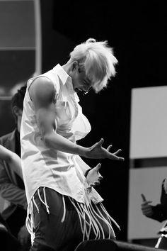 Kai BW. Overdose. #exo #kai #jongin