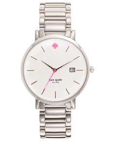 kate spade new york Gramercy Stainless Steel