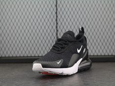 new products 79691 c0d89 Nike Air Max 270 Black White Women Men Shoes - Hot Sale Now - Nike Air Max  270 Black White Women Men Sneakers Couple Running Shoes Classic