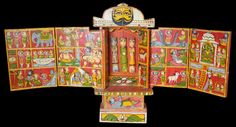 Jagannathi Shrine, India