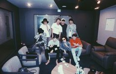 Looks like British singer and songwriter, Charli XCX, met up with BTS while she was in Korea!